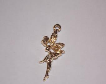 dancer-tone fairy charm gold
