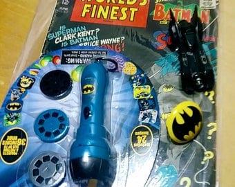 Vintage Batman DC Comic with CollectibleToys