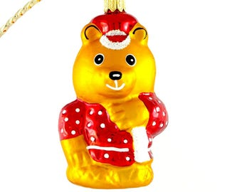 Russian Folklore Bear