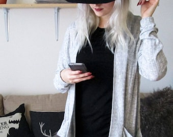 Softy Cardigan - Jacket for women - made in Quebec