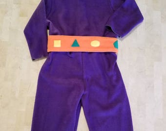 Shape Bandit - Inspired costume from Team Umizoomi