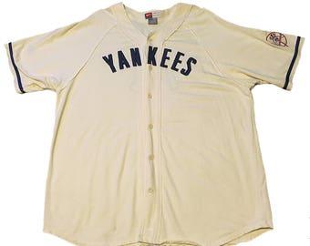 Throwback New York Yankees Jersey