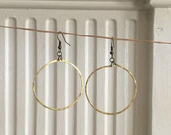 Perfect Circle Earrings