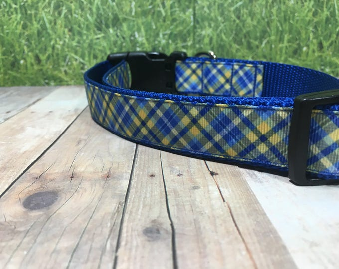 "The Canine Companion | Designer 1"" Width Dog Collar 
