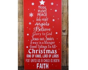 Christmas Sayings Etsy