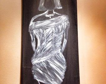 Lady Luck - Modern Art