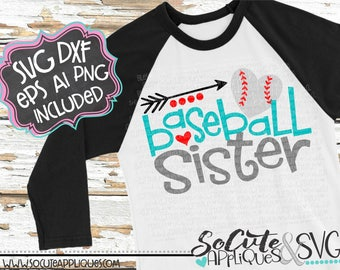 Baseball sister svg design, little sister biggest fan baseball svg, socuteappliques, baseball svg sayings, baseball cut file