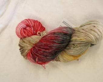 CC17/479 Handdyed Sock Yarn 4ply