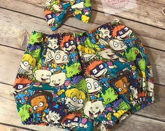 Rugrats bloomer shorts