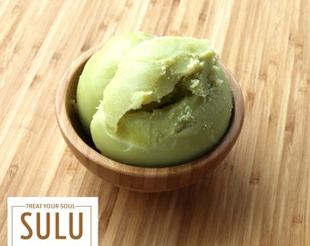 Pure Organic raw unrefined Avocado butter all natural from 4 oz up to 16 oz