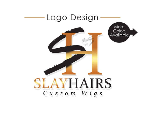 Logo Design, Custom Logo Design, Logo, Logos, Custom logo, Business Logo, Creative logo, Logo Design Service, Hair Wigs Logo, Shop Logo, .