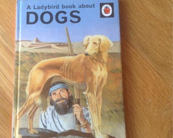 Ladybird book about Dogs
