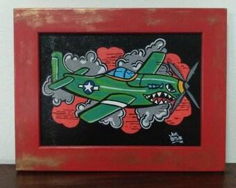 Airplane Frame