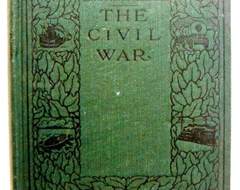 THE CIVIL WAR Charles L. Barstow Abraham Lincoln 1924