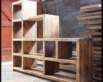 Reclaimed Wood Bokcase - Ideas & Inspiration