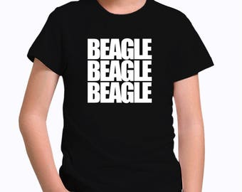 Beagle three words Children T-Shirt