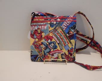Crossbody Mini-Superhero