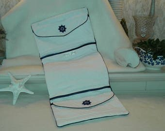 Great Kit for lingerie Navy and white sailor style