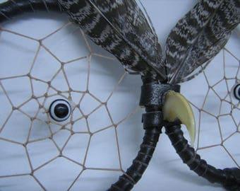 dream catchers owl