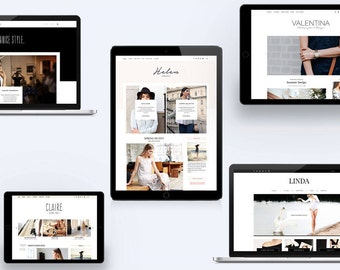 WordPress Themes Bundle: Stylish Blog & Magazine Templates