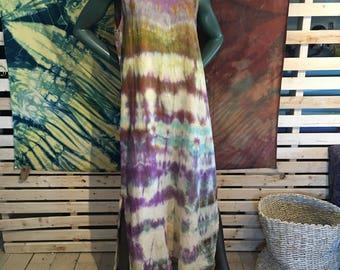 Linen Dress Size L or XL