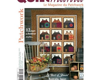 SALE!! New Old Stock - Quiltmania Magazine #85 - September/October 2011