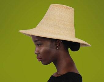 Sugar Loaf Straw Hat