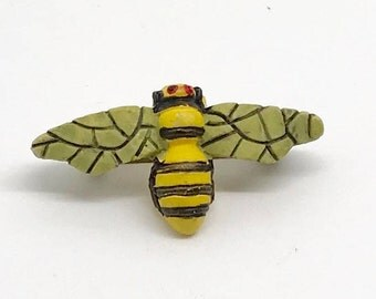Vintage Bumble Bee Brooch