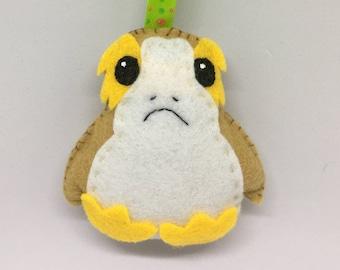Star Wars Porg Ornament