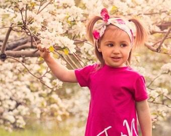 Girl tunic J&N- Fuchsia