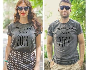 Married since shirts / Married since shirts / Married since tshirt / Married since t shirt /