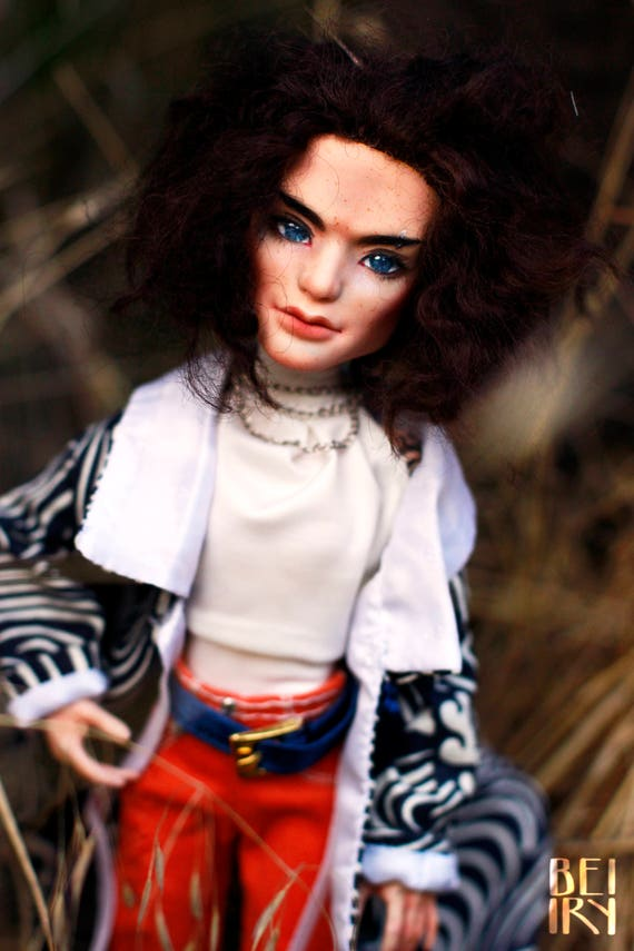 Jackson Jekyll Doll Monster High OOAK Jack...