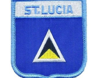 St. Lucia Patch
