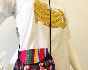 MEXICAN BAG, Crossbody Mini Bag, Girl bag, kid bag