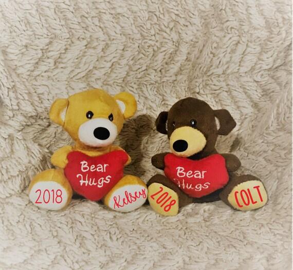 personalized valentines day bear valentine bear valentines, Ideas