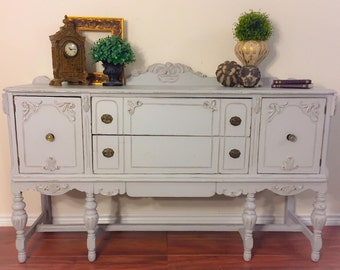 SOLD ** Custom Paint Order | Buffet | Sideboard | Bar