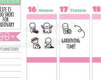 Munchkins -  Spring Gardening Planner Stickers (M379)