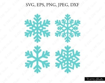 Snowflake Svg, Christmas Snowflake svg, Christmas  svg, Winter svg, Christmas Snowflake svg, Cricut, Silhouette Cut File