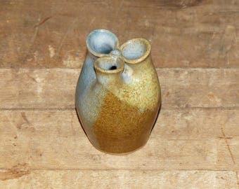Peter Knudstrup Elora Canada  - Studio Pottery Vessel - 1809