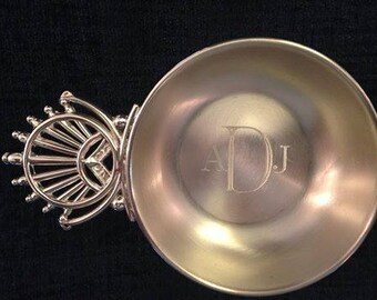 Porringer (S) Engraved