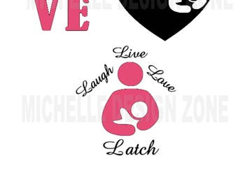 Breastfeeding Decal
