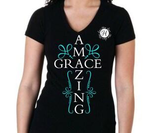 Amazing grace  cross SVG Cut file  Cricut, Christian svg, Jesus svg Commercial license,