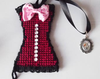 "Bookmark ""My little strapless dress"""