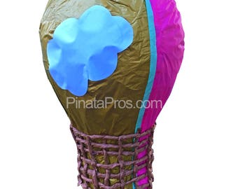Hot Air Balloon PInata