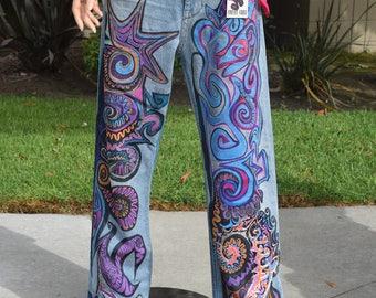 Funky Festival Pants