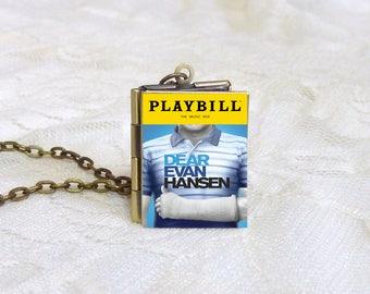 Dear Evan Hansen Story Locket