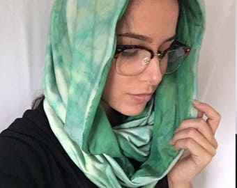 Elven Forest Infinity Scarf