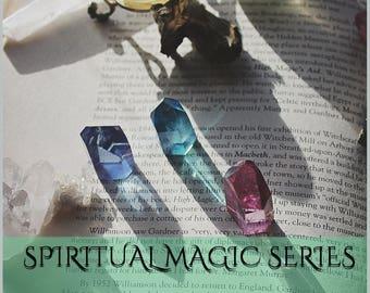 Spiritual Magic Series, Part I- Crystals