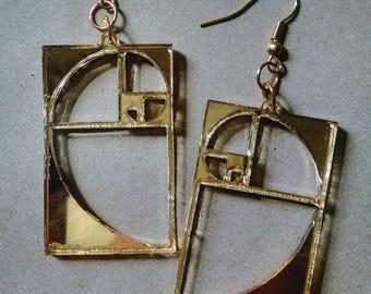 Golden Ratio *Earrings*