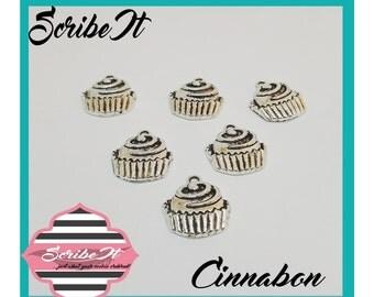 Charm Cinnabon Cinnamon Bun